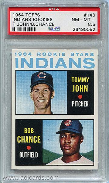 1964-topps-146-tommy-john-psa85